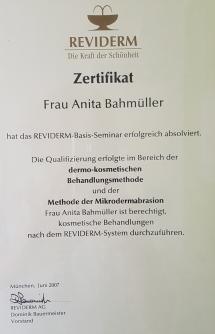 Zertifikat_Microdermabrasion